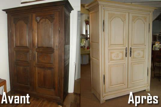 avant apr s la feuille d 39 acanthe. Black Bedroom Furniture Sets. Home Design Ideas